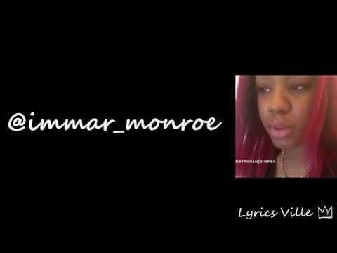 She lost her bestfriend... Mar Monroe (Lyrics)