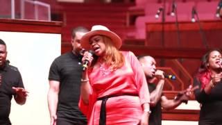 Karen Clark-Sheard - My Words Have Power at Cheryl Jacksons 25th Anniversary in Radio Celebration