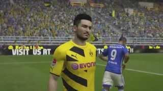 FIFA 15 Prognose | Revierderby BVB - S04 (23. Spieltag)