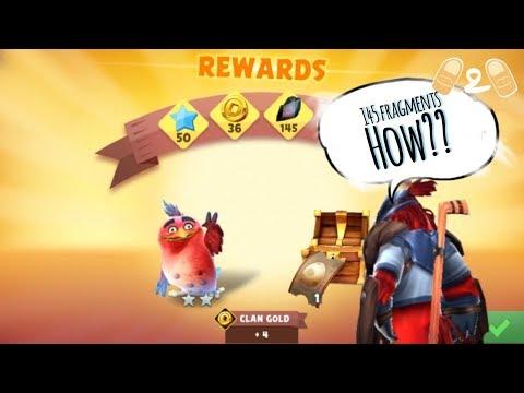 Angry Birds Evolution Black Bomb Excavation Event June 2018 Gameplay
