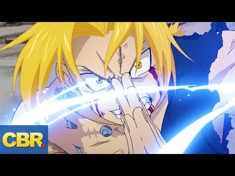 15 Anime Heroes Who Defeated Gods