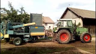 [PL] Rolnictwo: kombajn ziemniaczany Anna z644