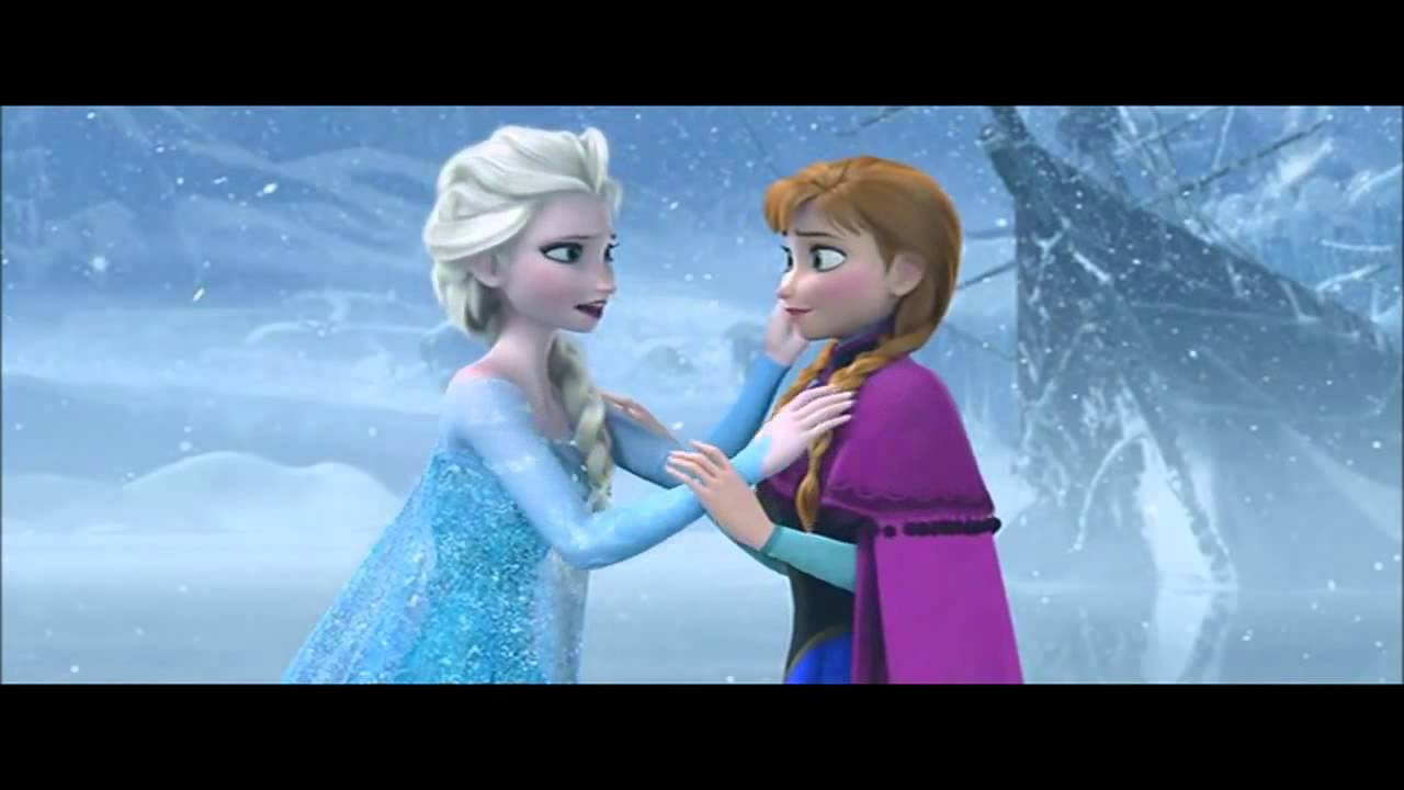 Frozen The Great Thaw Vuelie Reprise Youtube