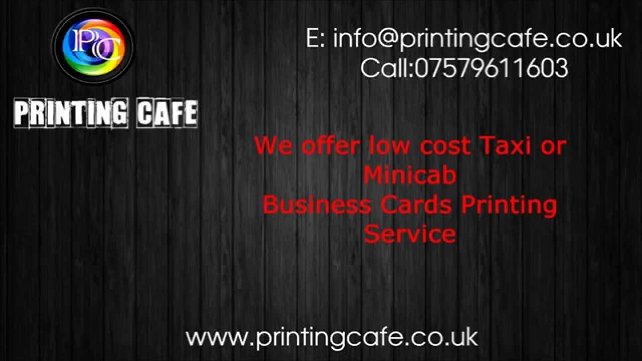 Printing cafe low cost taxi minicab black cab private hire printing cafe low cost taxi minicab black cab private hire business card printing uk colourmoves