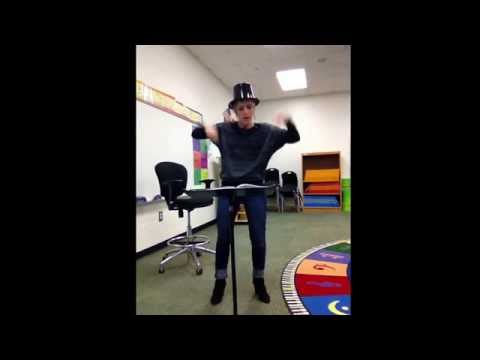 Keep Your Head In the Game from Hats! Choreography