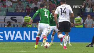 Confed Cup: Germany vs Mexico highlights