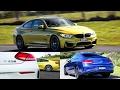 2017 BMW M4 Vs Mercedes C63 Vs Mercedes C43 Overview