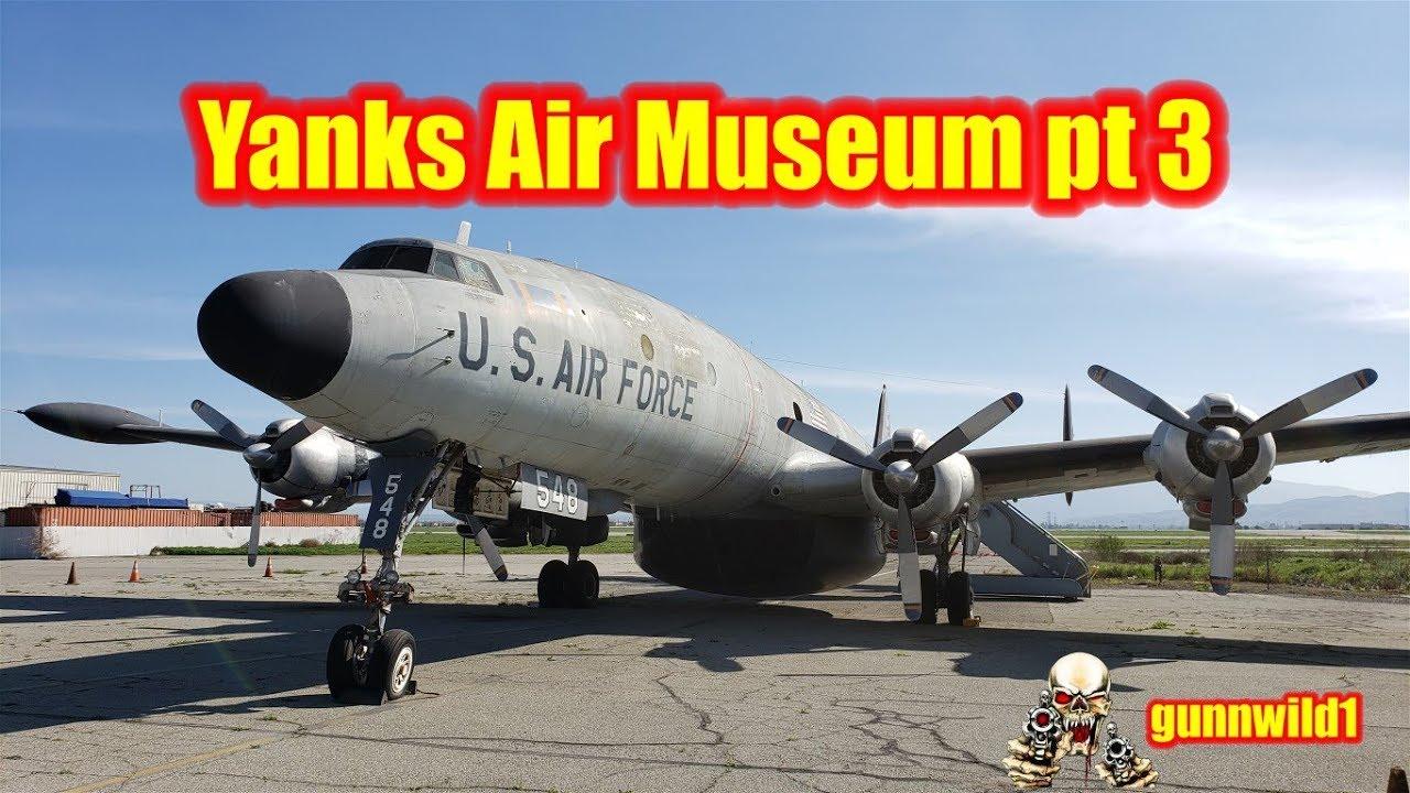 Yanks Air Museum pt3