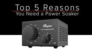 Top 5 Reasons You Need a Power Soaker - Bugera PS1 Power Soak - Guitar Discoveries #27