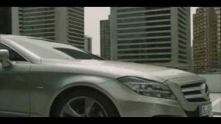 Mercedes-Benz 2012 CLS Passion Trailer