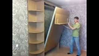 Шкаф-кровати. Примеры наших работ(, 2014-07-13T16:22:06.000Z)