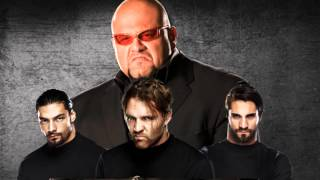 WWE - Tazz Vs The Shield - Special Op If You Dare (Mashup)