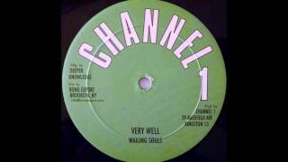 WAILING SOULS - Very Well [1978]