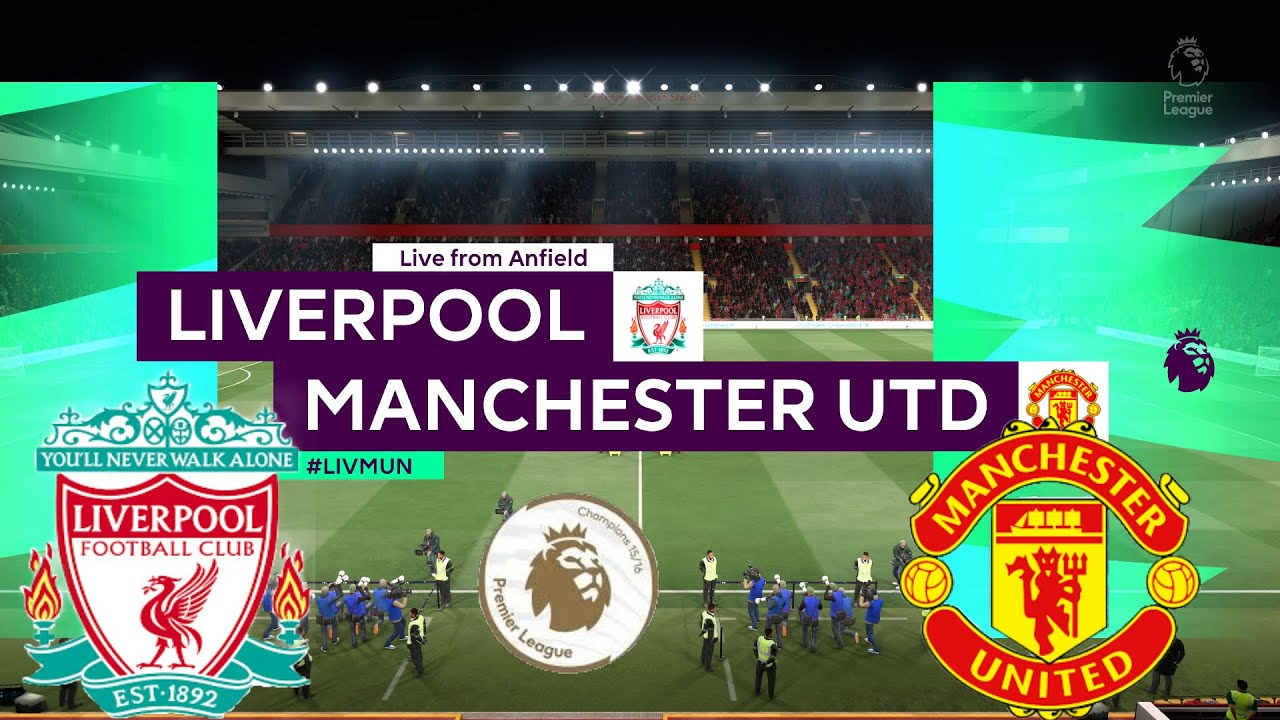 Liverpool vs Manchester United | EPL 17/1/2021 | FIFA 21 - YouTube