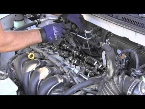toyota corolla valve cover gasket replacement youtube