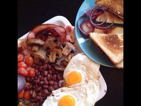 Готовим Полный Англиский Завтрак (Full English Breakfast)