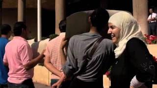 وقفة احتجاجية أمام البنك المركزي 11/06/10