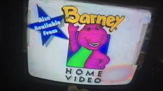 Closing Barney Live New York City Vhs Surprise Gift Allyjessaproductions2013