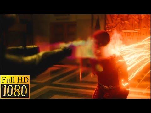 Ультрафиолет нападает на участок, Флэш против Ультрафиолета | Флэш 6 сезон 2 серия