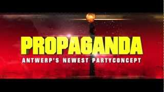 THE OFFICIAL PROPAGANDA WORLDTOUR 2012 TRAILER