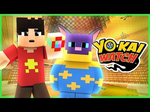 Minecraft Yo-Kai Watch ► HIDABAT! #5 (Minecraft Yokai Watch Roleplay)