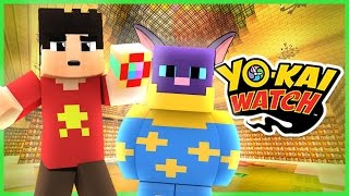 Minecraft Yo-Kai Watch ▻ HIDABAT! #5 (Minecraft Yokai Watch Rolepla...