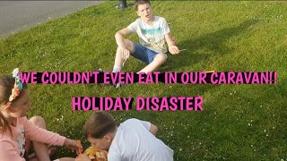 Disgusting upsetting start to our family holiday Is this the worst caravan ever at mullion parkdean