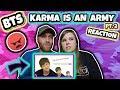 karma is an army pt 2 BTS Reaction Mp3