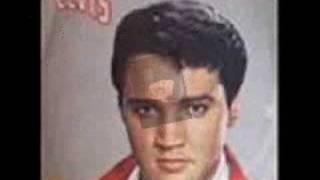 I Want You, I Need You, I Love You - Elvis Presley.