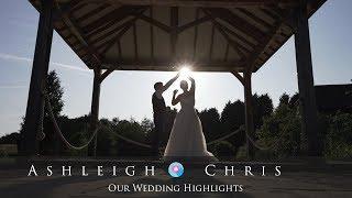 Ashleigh & Chris Wedding Highlights Film at Brookfield Barn - Spice Wedding Films