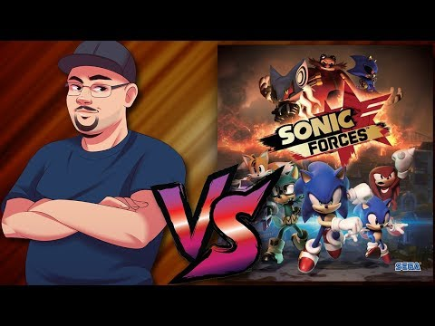 Johnny vs. Sonic Forces