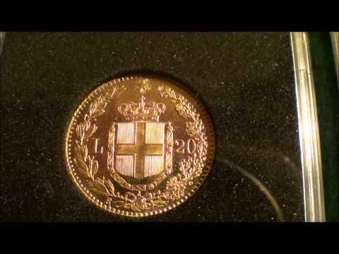 My Italian Gold Coins