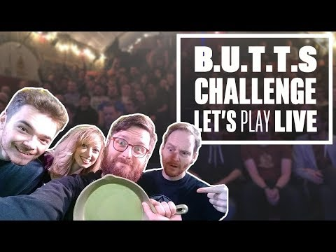 Let's Play Live at Vault festival - BATTLE OF THE B.U.T.T.S