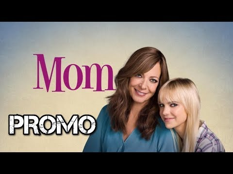"Mom 5x14 Promo ""Charlotte Brontë and a Backhoe"""