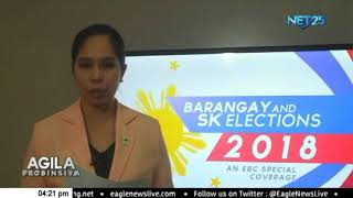 Mindanao   Special Coverage ng 2018 Barangay at SK elections