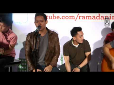 DE.NENO - Launching YouTube Semangat Ramadhanmu (Live Performance)