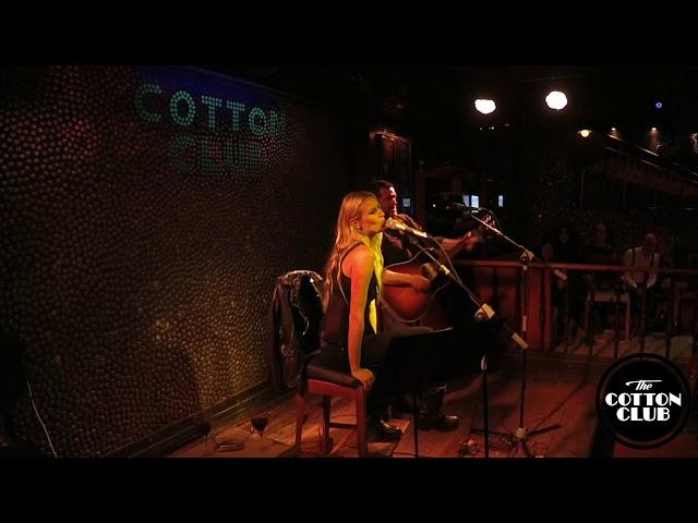 Anglada Cerezuela en directo en Cotton Club Bilbao  Si no te tengo yo