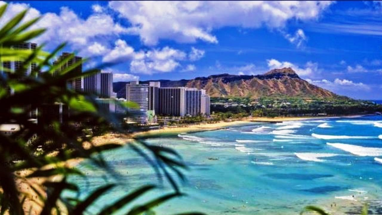 Hilton Waikiki Beach Hotel Honolulu Hawaii Usa 4 Star You