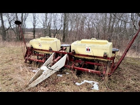 Equipment Tour of our Farm Video 2 of 2