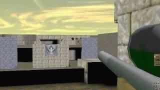 Quake Team Fortress - Fallen Angels vs. Dogs of War, pt. 2