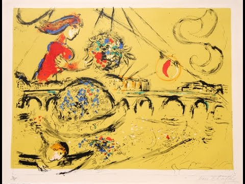 Marc Chagall - Prints In 60 Seconds