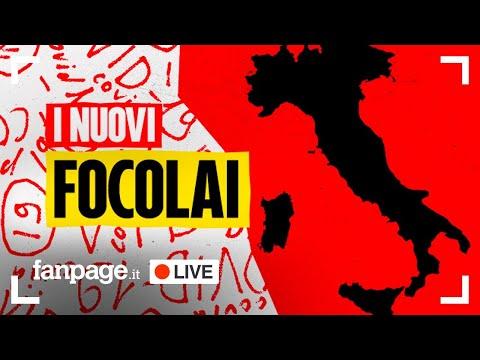 Seconda ondata coronavirus, contagi Sicilia, ritorno a scuola: le principali notizie di oggi