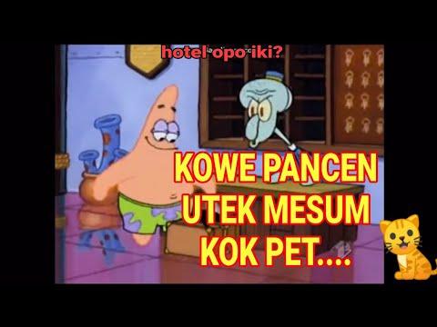 Spongebob Bahasa Jawa...bukan Hotel Mesum....