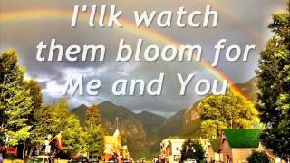 Video Somewhere Over The Rainbow / What A Wonderful World (Louis Armstrong - Lyrics) download MP3, 3GP, MP4, WEBM, AVI, FLV Juni 2018