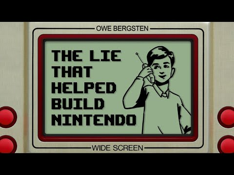 The Lie That Helped Build Nintendo