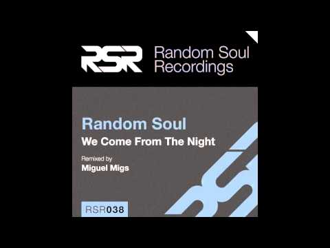 """RSR038   Random Soul """"We Come From The Night"""""""
