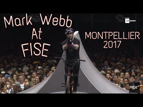 MARK WEBB AT FISE MONTPELLIER 2017