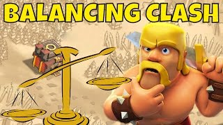 How To Balance Clash Of Clans [Ending the Nerf/Buff Cycle]
