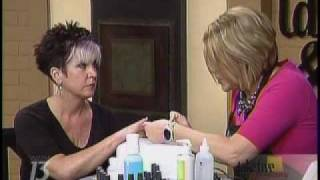 CND Shellac on WZZM (ABC) -  Take Five Grand Rapids