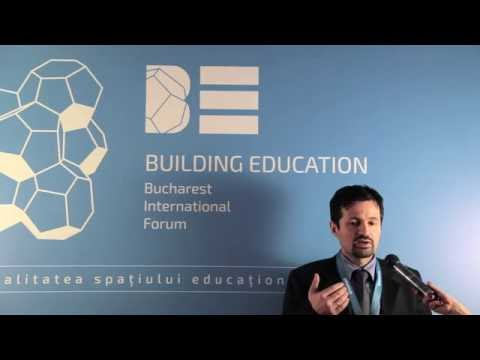 Building Education Bucharest 2016: Lucian Căprărin, Saint-Gobain Construction Products România